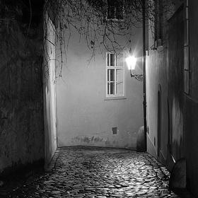 V uličkách