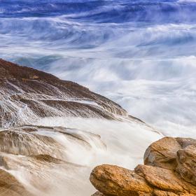 Hlazení vlnami