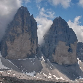 Tři štíty Lavaredské