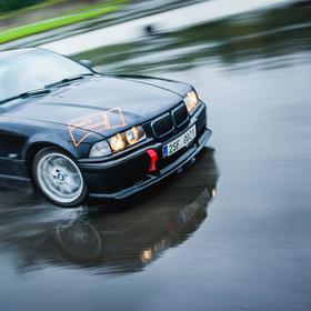 Drift na vodě