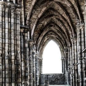 Světlo v Abbey