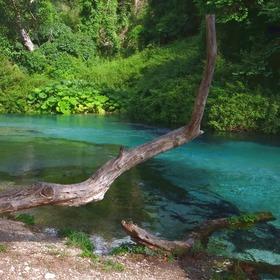 Kouzelná řeka.