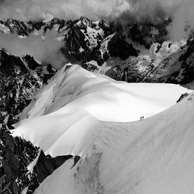 Z francouzských Alp 2
