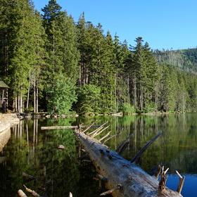 Černé jezero III