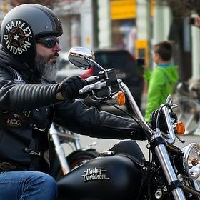 zn. Harley Davidson