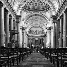 Katedrála Saint - Piere v Rennes