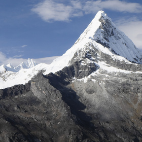 Cordillera Blanca - Artesonraju