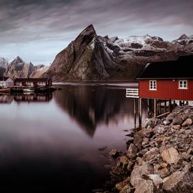 Hamnøy_Lofoty_Norsko
