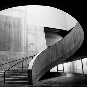 Kompozice schodiště