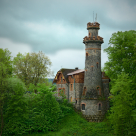Dům hrázného - Les Království
