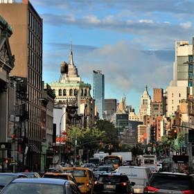 V ulicích N.Y.