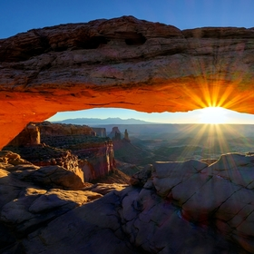 Mesa Arch - Canyonlands - USA