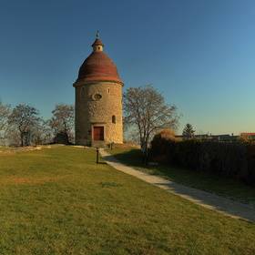 ...Rotunda Svatého Juraja v Skalici...
