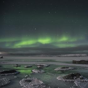 Aurora nad Torneträsk