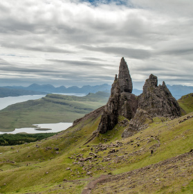 Old Man of Storr, Skotsko