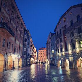 Ulicemi Innsbrucku