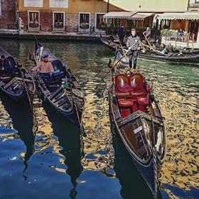 Benátky 2019 - Depo