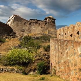 Pevnost Kumbhalgarh