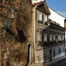 Dům v Jánské - Praha Malá Strana