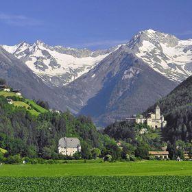 Kampo di Tures, jižní Tyroly