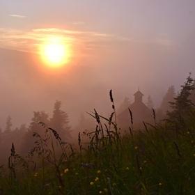 Západovka od Vřesové studánky