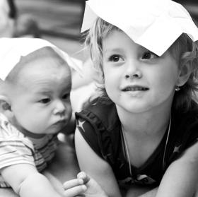 Sestra a bratr