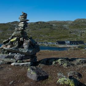 Strážci u Sognefjellshytta