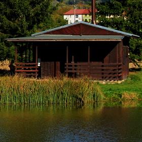 rybníček Žabárna