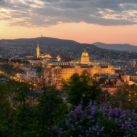 Večerní Budapešť 2