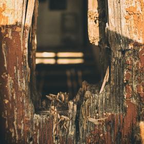 Okno do duše opuštěné školy