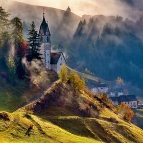 La Villa - Dolomity