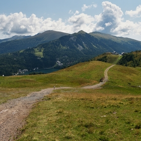 ...Panoramahütte...