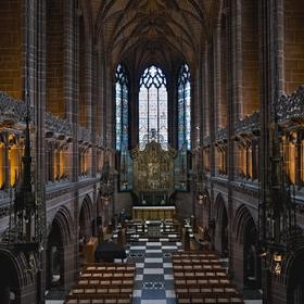 ...Liverpoolská katedrála...III.