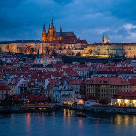 Večer v Praze (2)