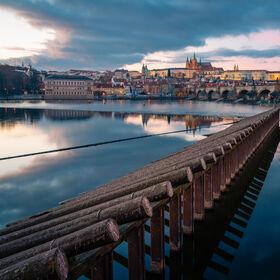 Večer v Praze (4)