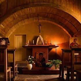 Boční kaple