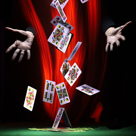 Čarování s kartami