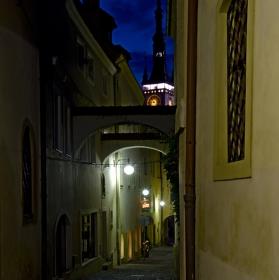 Noční procházka