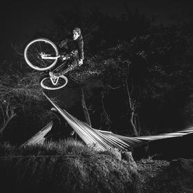 Frenk v noci