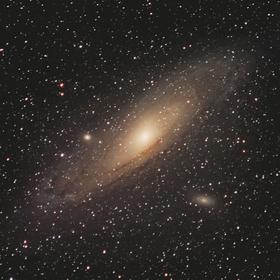 Galaxie M 31