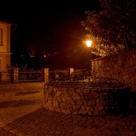 Večerní Jindřichův Hradec