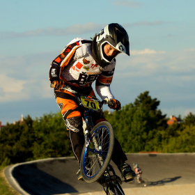 BMX paradicka