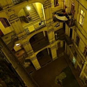 Budapešťská Stínadla