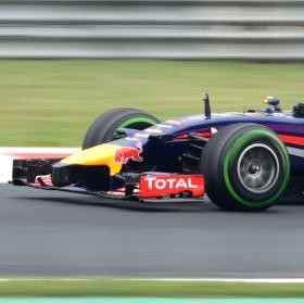 Vítěz Velké ceny Maďarska F1 2014 (tajenka)