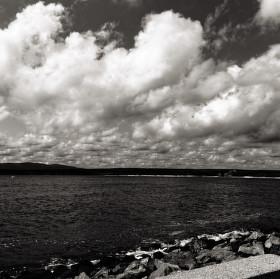 Rozfoukane mraky