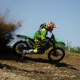 Jezdec v prachu