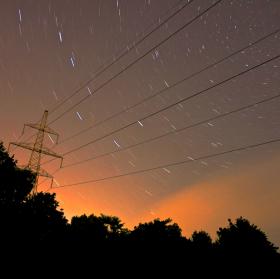 putování hvězd