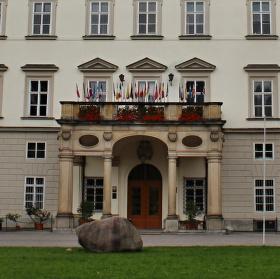 zámek ve Vrchlabí
