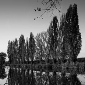 Vodné zrkadlo II