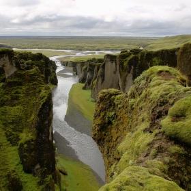 Island - zelená země na severu